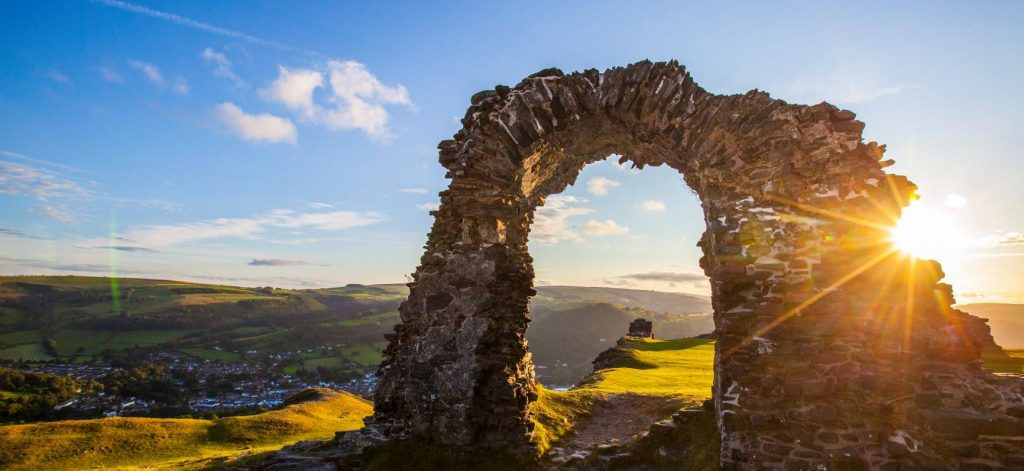 Learn mindfulness through outdoor adventure experiences on a UK staycation