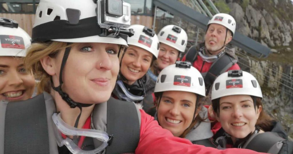 Welsh business award finalists small group tours